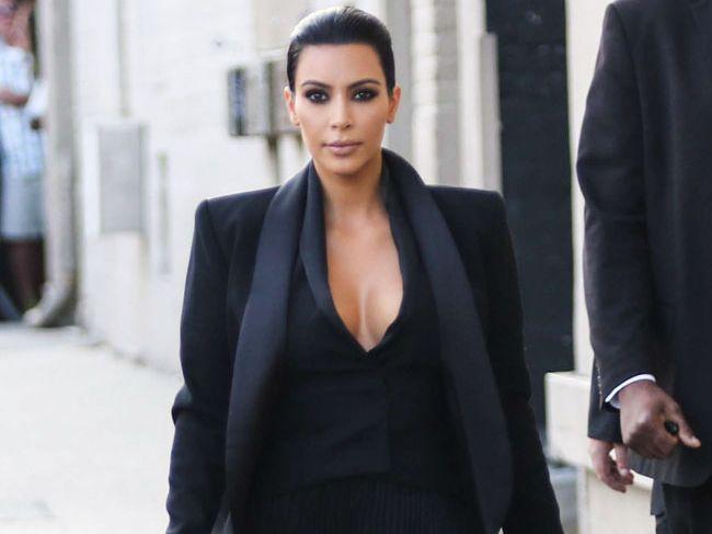 Kim Kardashian West still thinks it is