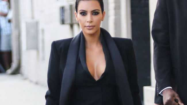 Kim Kardashian West still thinks it is