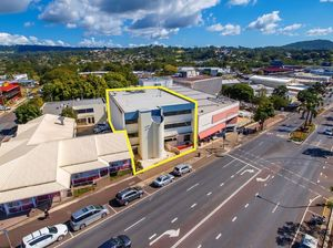 Rare option in Nambour CBD