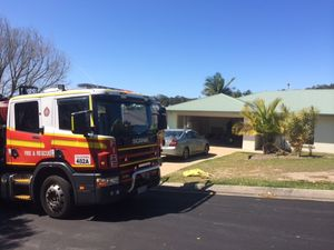 Baby and mum treated for smoke inhalation after fire