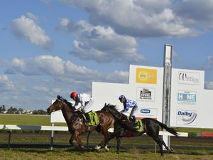 Kropp-Newport winning combination at Bunya Park
