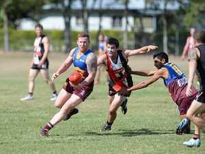 AFL: BULLS V B.I.T.S