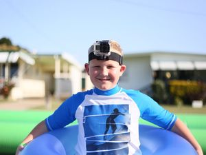 Yeppoon waterslide