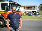 VIDEO: Rockhampton house fire hero first on scene