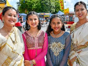 PHOTOS: Friendly city a hit at multicultural festival