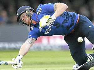 Controversy over Stokes wicket mars victory