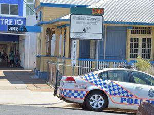 Security incident at Gayndah bank