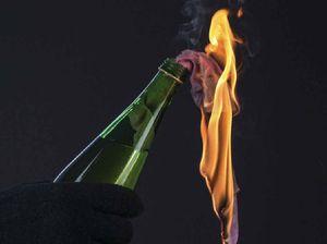 Molotov cocktails thrown at Queensland school