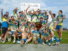 The Murwillumbah team, winners of the NRRRL Reserves.