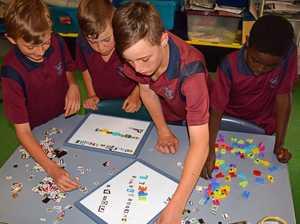 Spelling Bee showdown in Sawtell