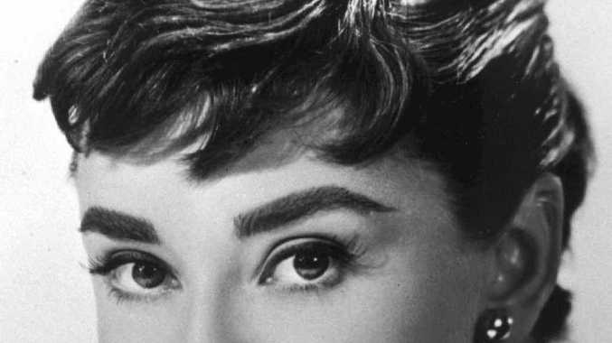 Audrey Hepburn was the pin-up girl for short hair. Photo: AFP