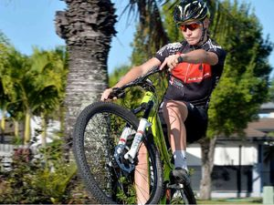 Teen heads to nationals after mountain bike state win