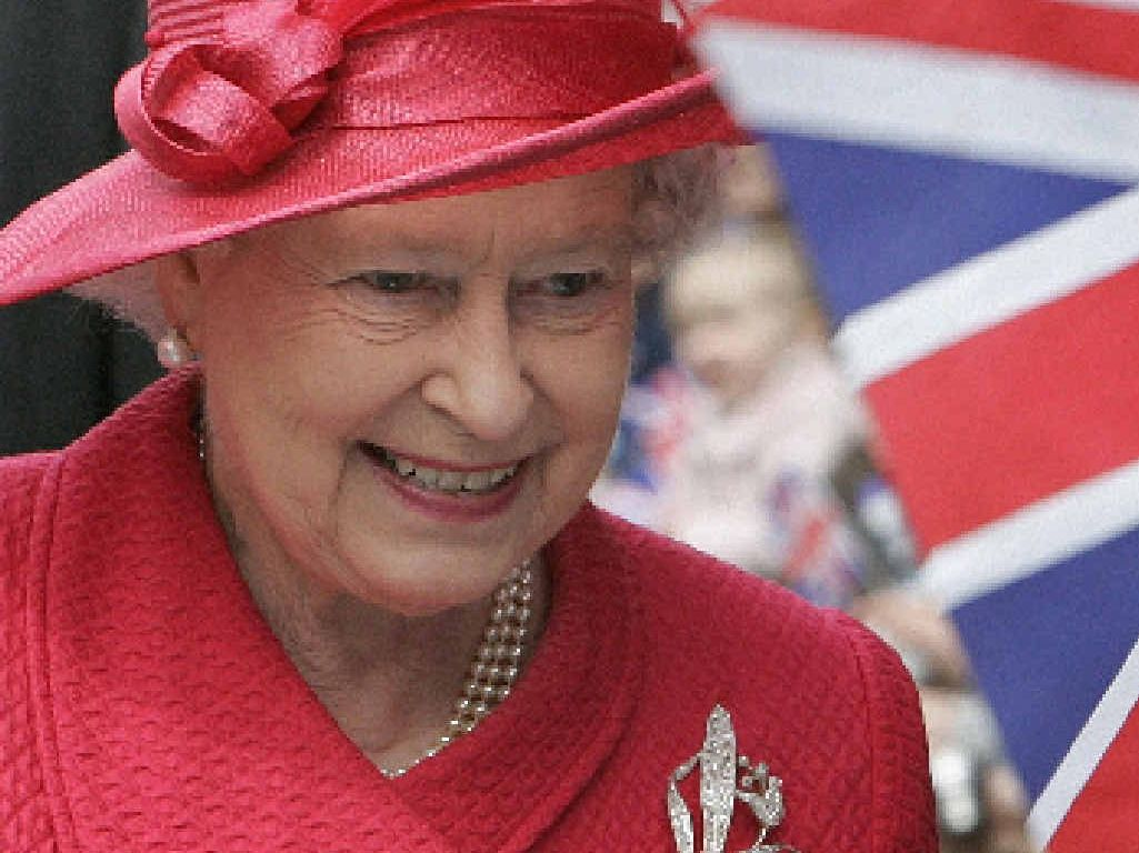 STRONG MONARCHY: Queen Elizabeth II has become Britain's longest reigning monarch.