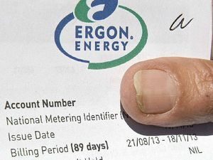 Ergon Energy criticises claims of electricity bill increases