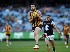 Hawthorn star escapes ban after trip charge