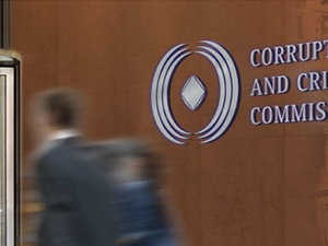 CCC investigators back at council offices today
