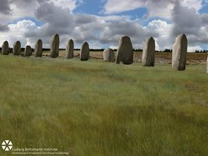 Stonehenge II: True scale of 'superhenge' revealed