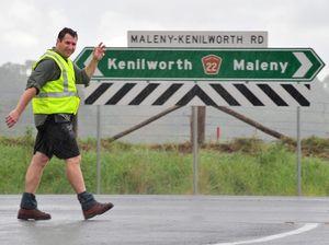 MP walk focuses on road-fixing agenda