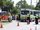 Forensic Crash Unit investigating after fatal crash