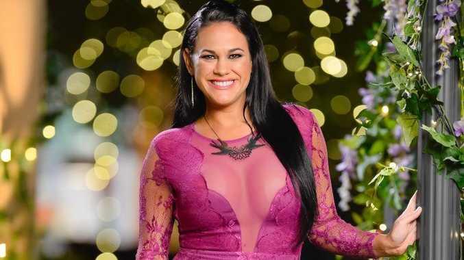 The Bachelor Top 5 contestant Nina Rolleston.