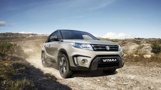 READY FOR SUMMER: All-new Suzuki Vitara has arrived with a starting price of $22,990 before on-roads.
