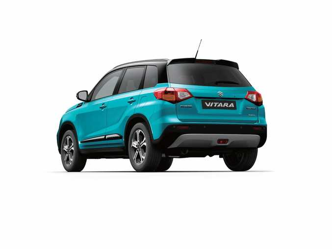 2015 Suzuki Vitara. Photo: Contributed.
