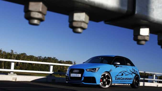 Race Ready Audi A1 Quattro Replica Northern Star
