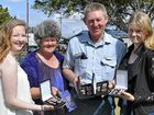 Paramedics honoured for outstanding service