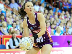 State netball champions in town for development sessions