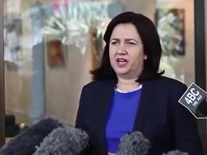 Palaszczuk predicts funding will be live issue at election