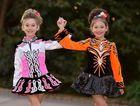 National Irish Dancing champions Elise and Bridget Mannion Photo: Warren Lynam / Sunshine Coast Daily