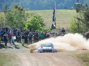 Latvala claims overall lead but Ogier looming