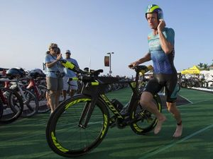 McKenzie back and on track for Coast Ironman glory