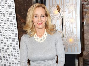 J.K. Rowling missing manuscript