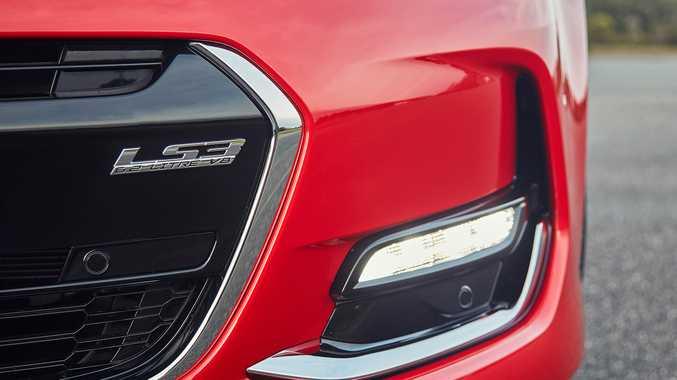 2015 Holden Commodore VFII *embargo 10.45am Sunday 13 Sept 2015*