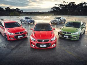 Holden's final Aussie-built Commodore VFII revealed