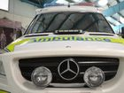 Queensland Ambulance Service transported a 60-year-old man from Septimus