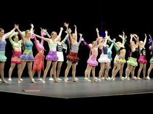 Lismore Eisteddfod dance troupes