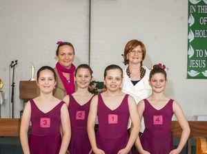 Dance school pirouettes into new era