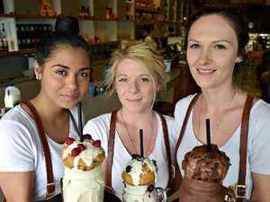 City Elements dazzles Bundy with new cake shake dessert
