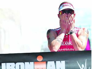Steffen takes aim at 70.3 world championships on Coast