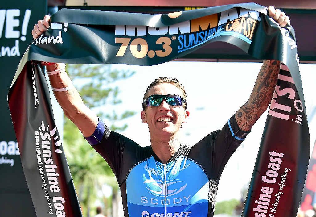 VICTOR: Tim Berkel.