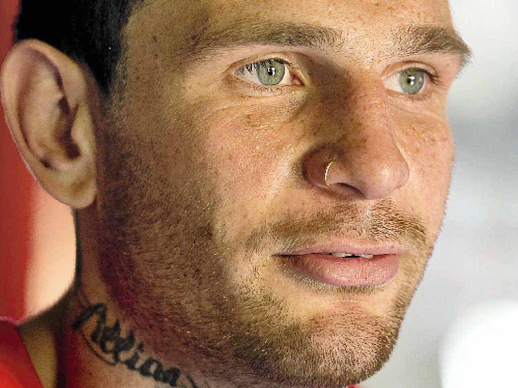 COURT: Damien Hooper will return to court on October 27.