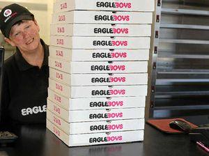 Eagle Boys gives a 'fair go' for Warwick woman
