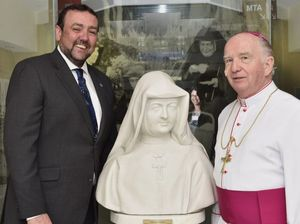 St Vincent's Hospital honours foundress with statue