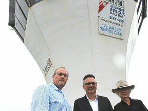 Ballina Marine Rescue ordered to abandon leaning tower