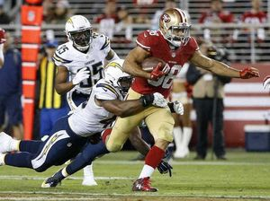 Jarryd Hayne to debut in 49ers season opener