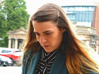 Gayle Newland was convicted in Chester Crown Court after disguising her appearance and voice during around 10 sexual encounters