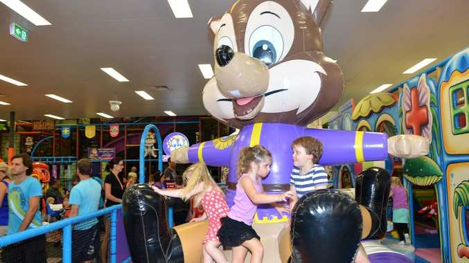 Chipmunks Playland and Cafe will open in Bundaberg.