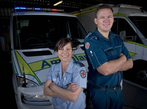 Knockout sneeze, serious crashes: Day in life of paramedic
